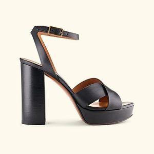 NWT M. GEMI Scultura Sandal, 35.5